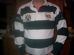 All Blacks 8 Rhodesia 10  All dressed Classic Ruggers