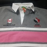 Canada world cup rugby jersey