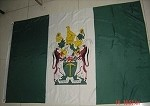 Rhodesian 3 by 5 foot flag
