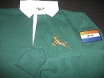 South African pre 1994 Rugby Jersey