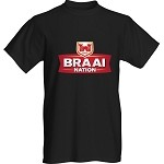 Braai Nation shirt select long or short sleeve