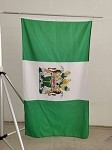 Rhodesian 3 by 5 foot and desk top flag